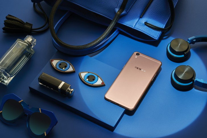Oppo представила селфифон с 16 Мп фронтальной камерой
