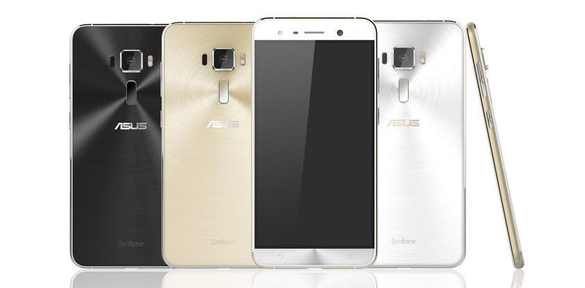ASUS Zenfone 3 в стекле: первые изображения