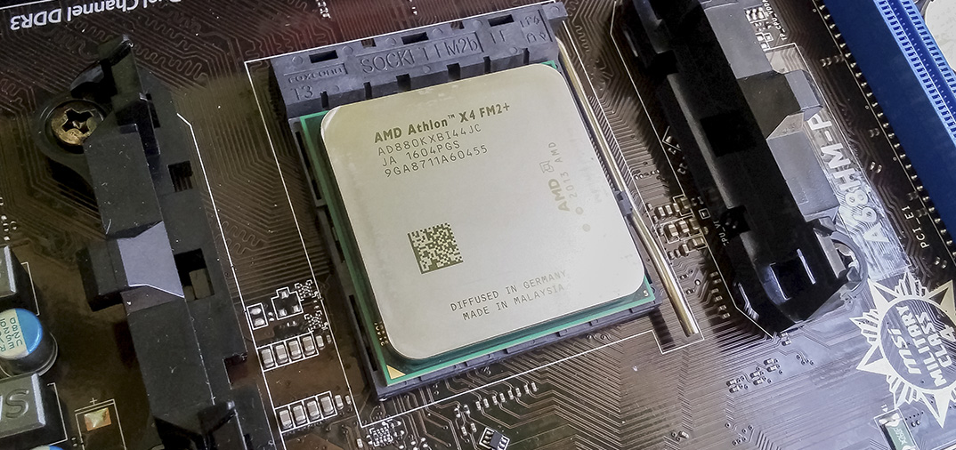 AMD Athlon 880k