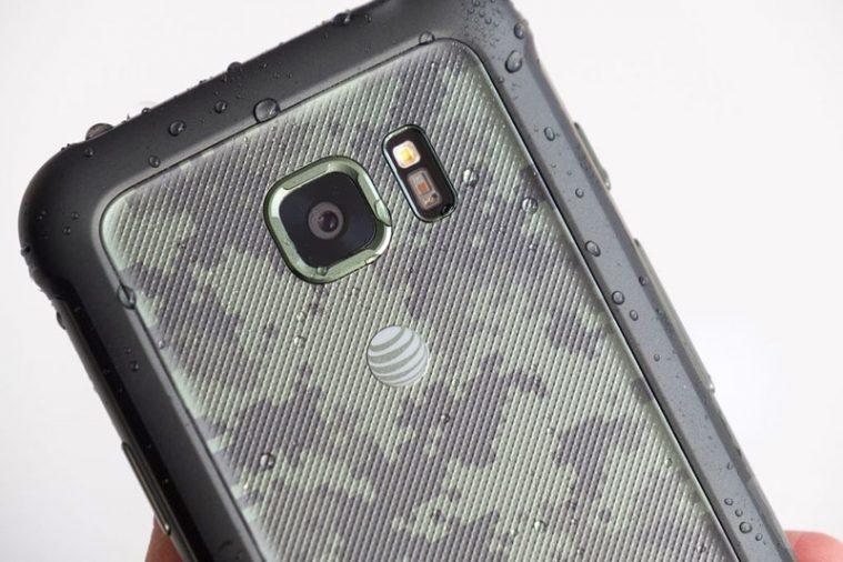 Анонсирован защищенный смартфон Samsung Galaxy S7 active