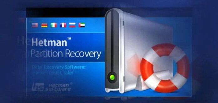 Hetman Partition Recovery для Windows