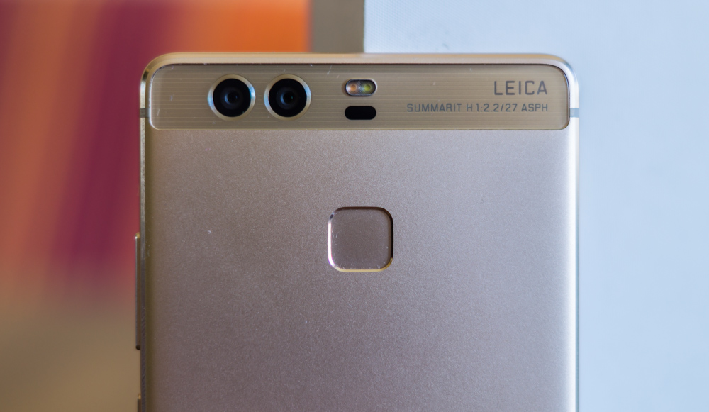Сдвоенная камера Huawei P9