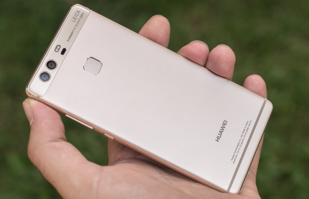 Using Huawei P9 – a year later