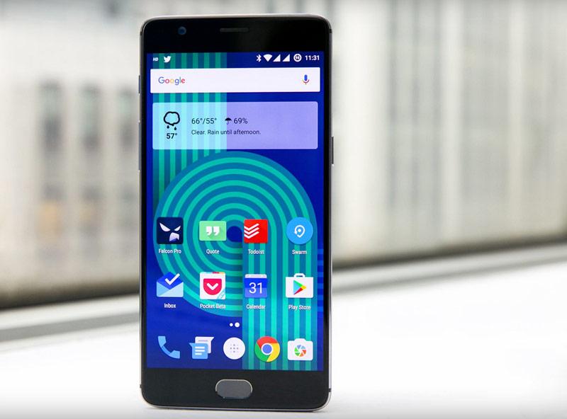 Сравнение характеристик: OnePlus 5 против Galaxy S8+
