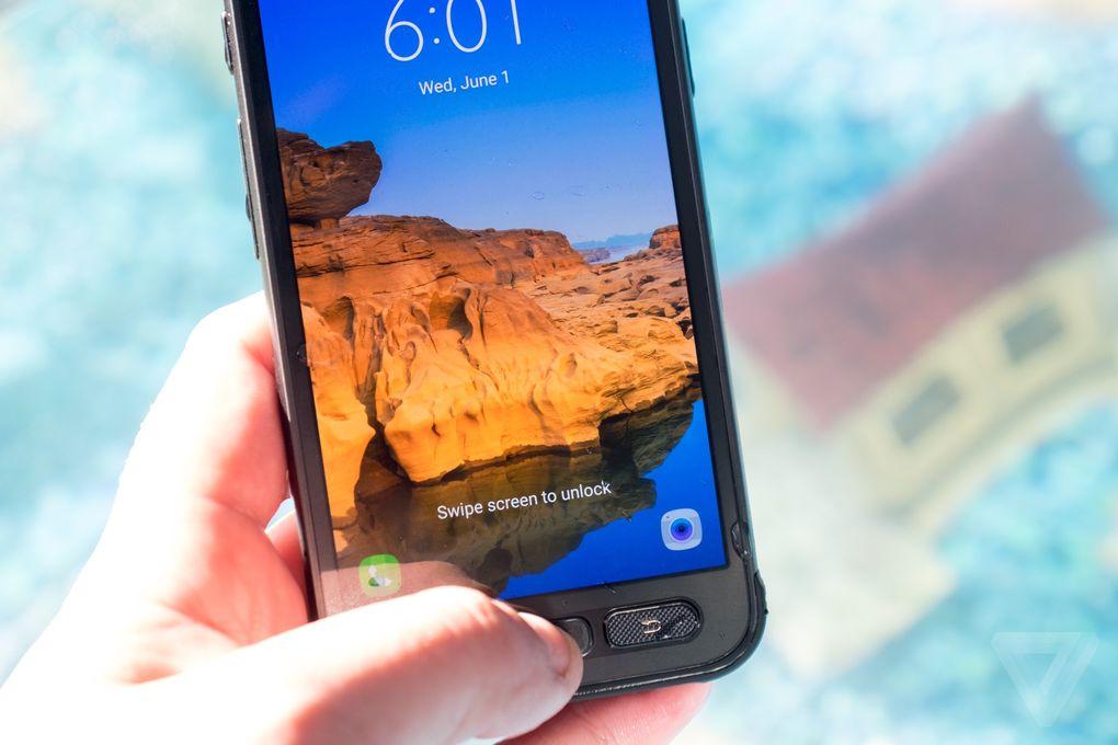 Представлен защищенный Самсунг Galaxy S7 Active
