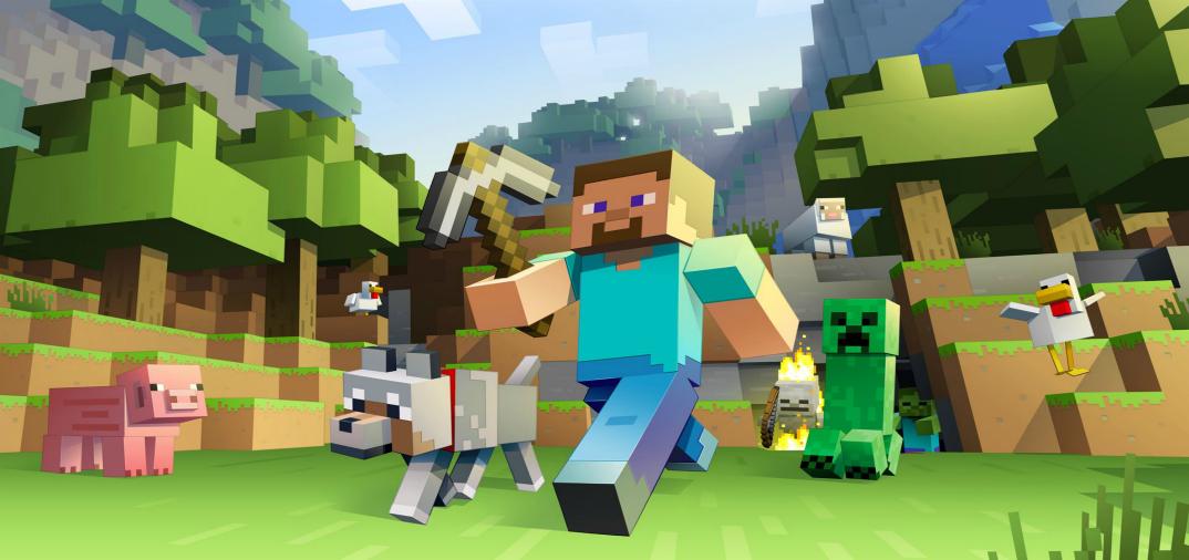 История Minecraft