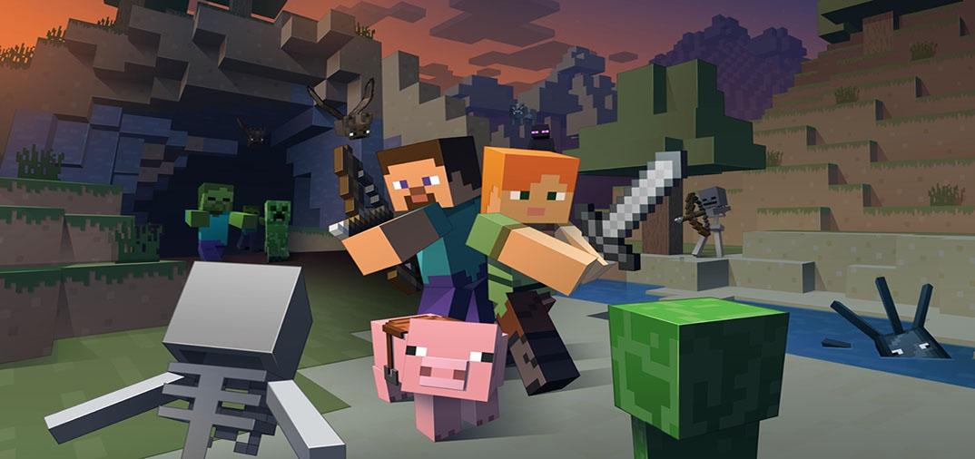 Десять альтернатив Minecraft