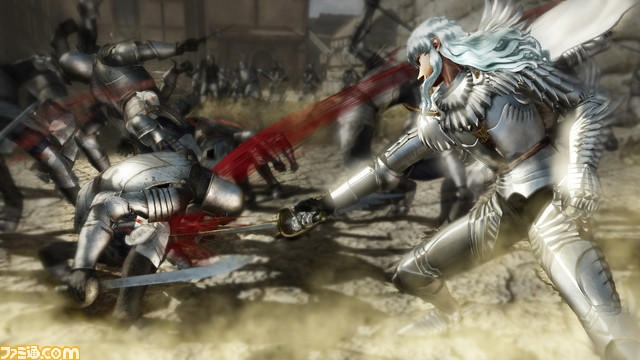 Berserk Warriors