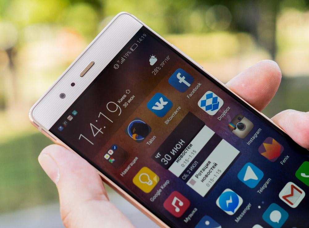 Опыт эксплуатации Huawei P9 - год спустя