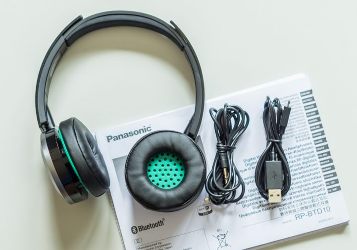 Panasonic RP-BTD10
