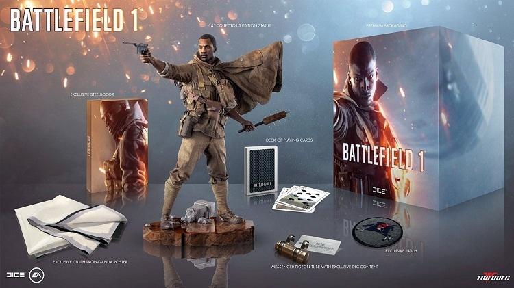Коллекционное издание Battlefield 1
