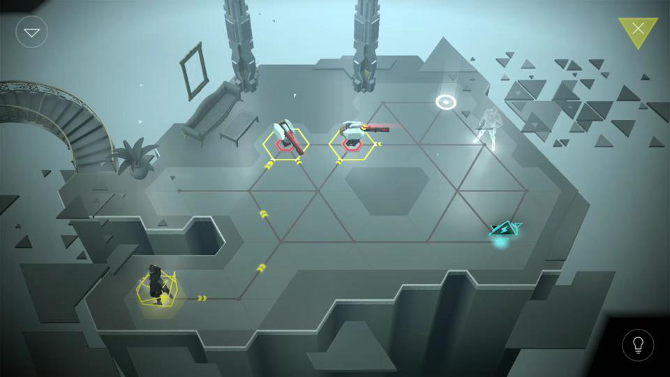 Обзор Deus Ex GO – В двух шагах от совершенства