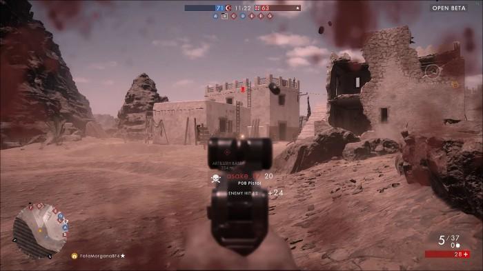 ОБТ Battlefield 1