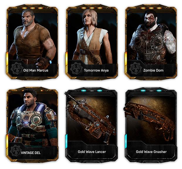 Gears of War 4 Pre-order