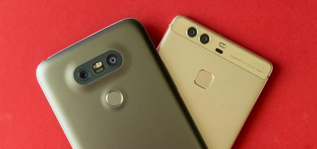 LG G5se vs Huawei P9