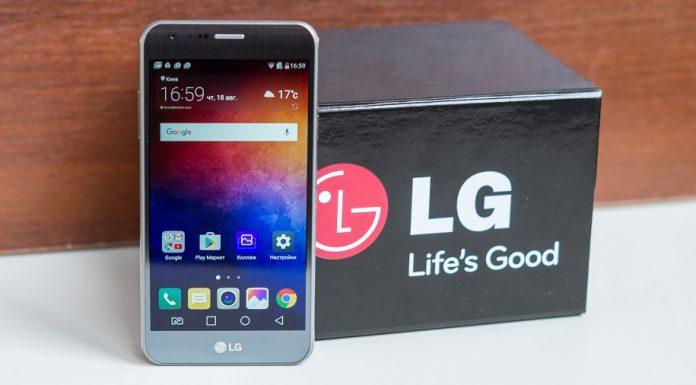 Обзор LG X Cam