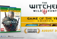 Witcher 3: Wild Hunt — Game of the Year Edition