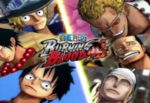 One Piece: Burning Blood