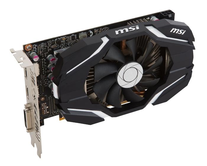 GTX 1060 3GB OC V1