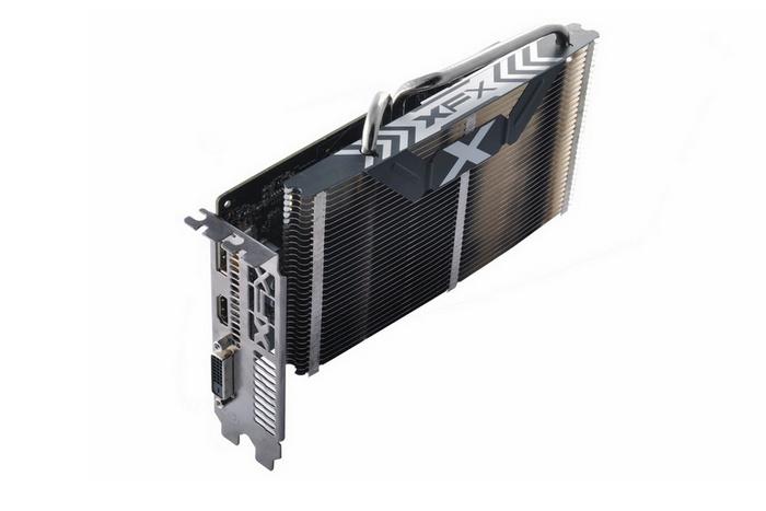 XFX RX 460 Black Wolf