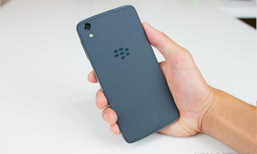 BlackBerry Hub+