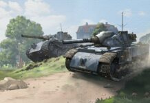 WoT Blitz Valkyria Chronicles