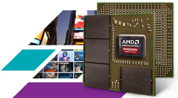 amd new embedded gpu