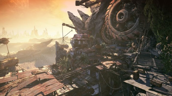 bulletstorm full clip edition gearbox