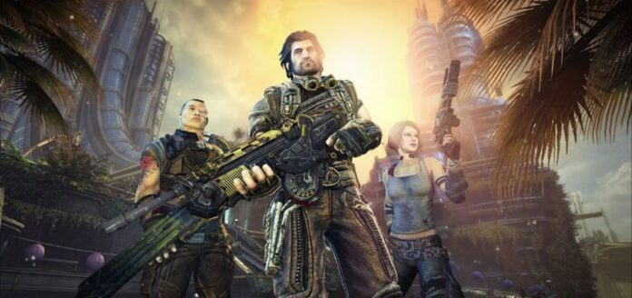 bulletstorm full clip edition gearbox