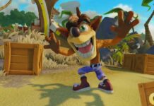 Crash Bandicoot Skylanders