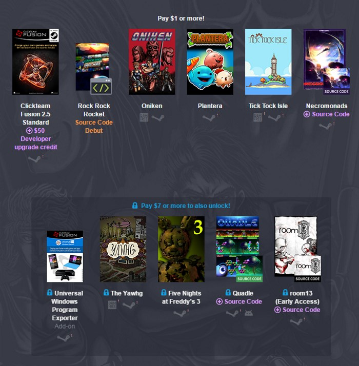 humble fusion bundle