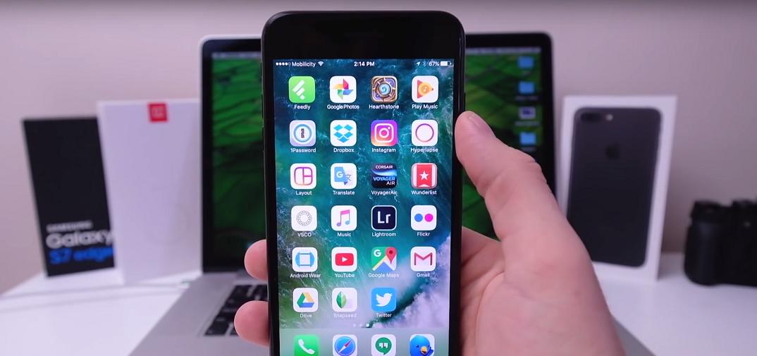 Видео: Apple iPhone 7 Plus