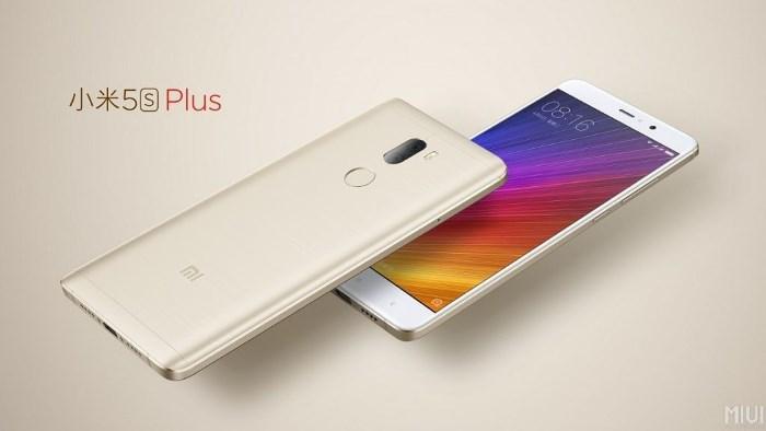 Продажи Xiaomi Mi 5s и Mi 5s Plus начались в Китае