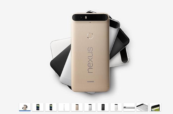 Nexus 6P Nougat