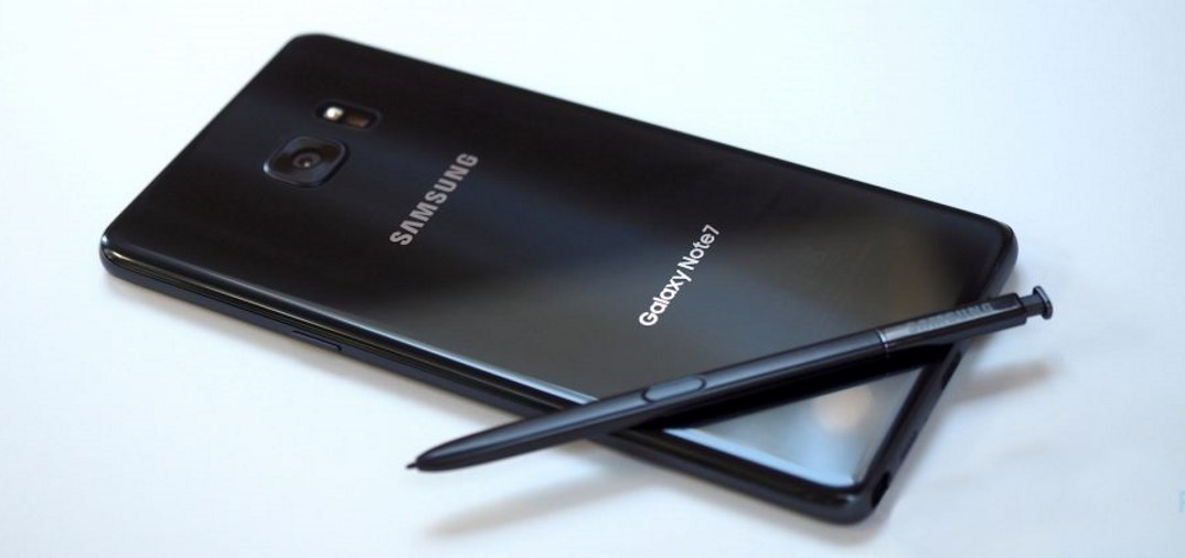 samsung galaxy note7 recalled vs normal