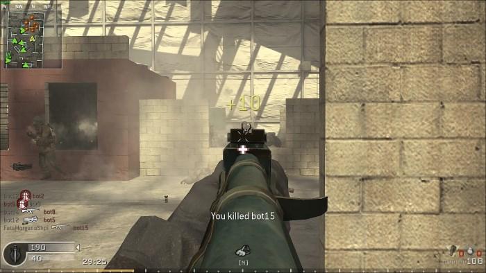Call of Duty 4 Modern Warfare PezBOT