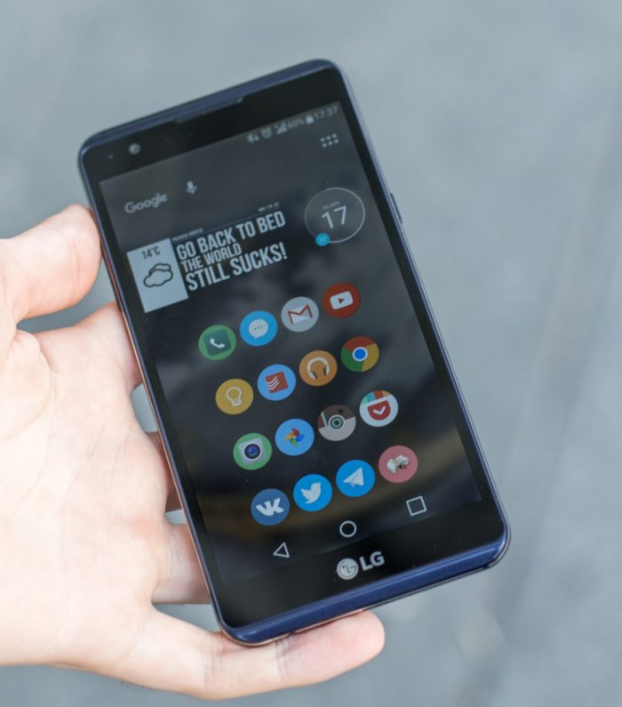 LG X Power review - Root Nation