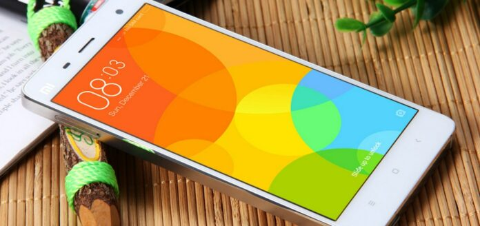 четверка смартфонов xiaomi mi4