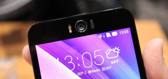 zenfone selfie tech title