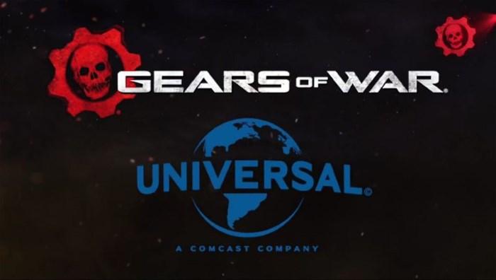 gears of war movie announce