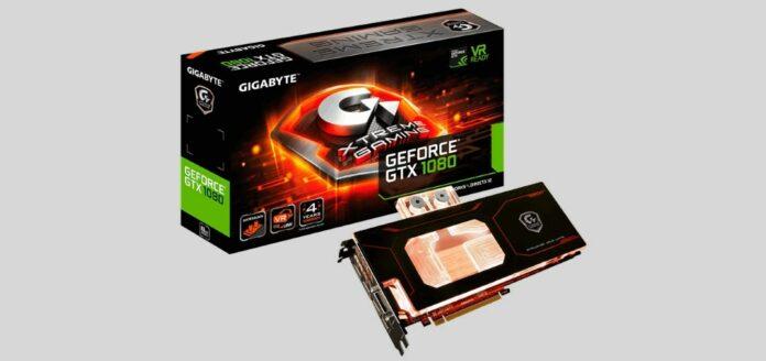 gigabyte gtx 1080 water