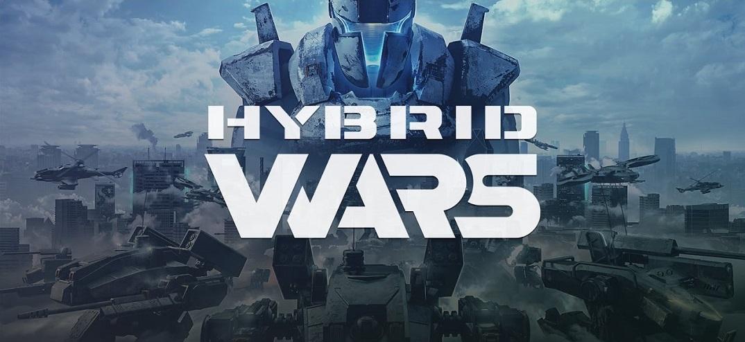 Розыгрыш: 10 ключей для игры Hybrid Wars