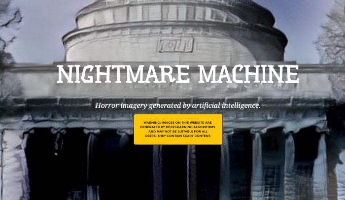 nightmare machines