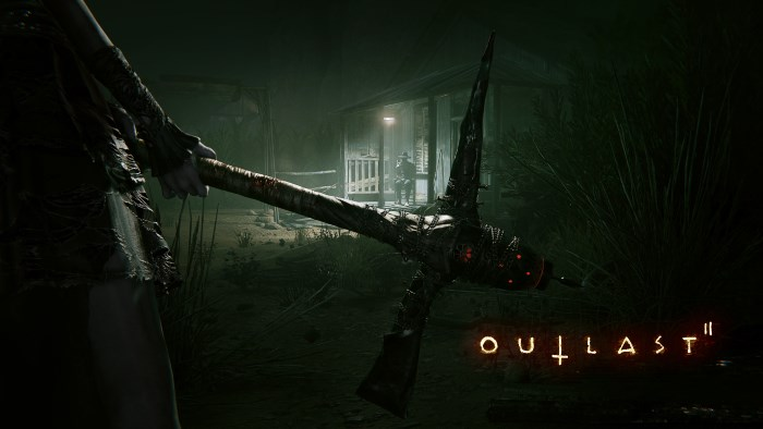 outlast II demo