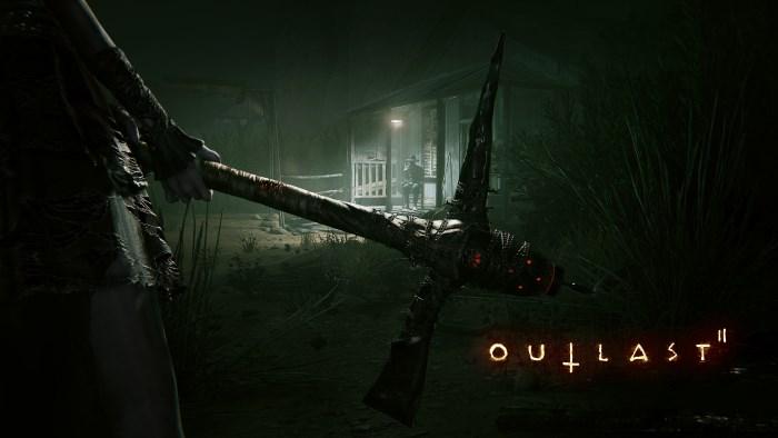 outlast II demo