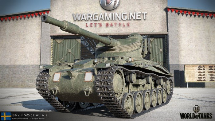 World of Tanks 9.16