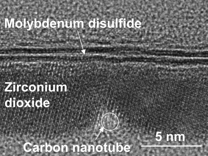 транзистор 1 нм