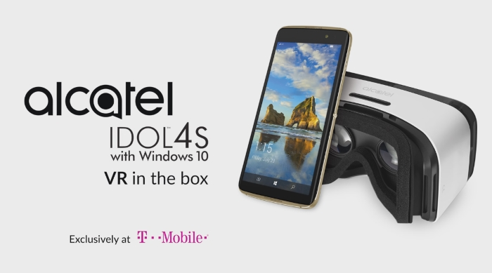 alcatel idol 4s announce