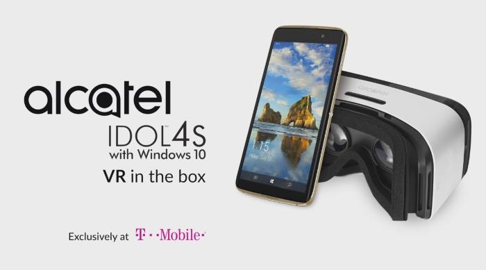 alcatel idol 4s announce