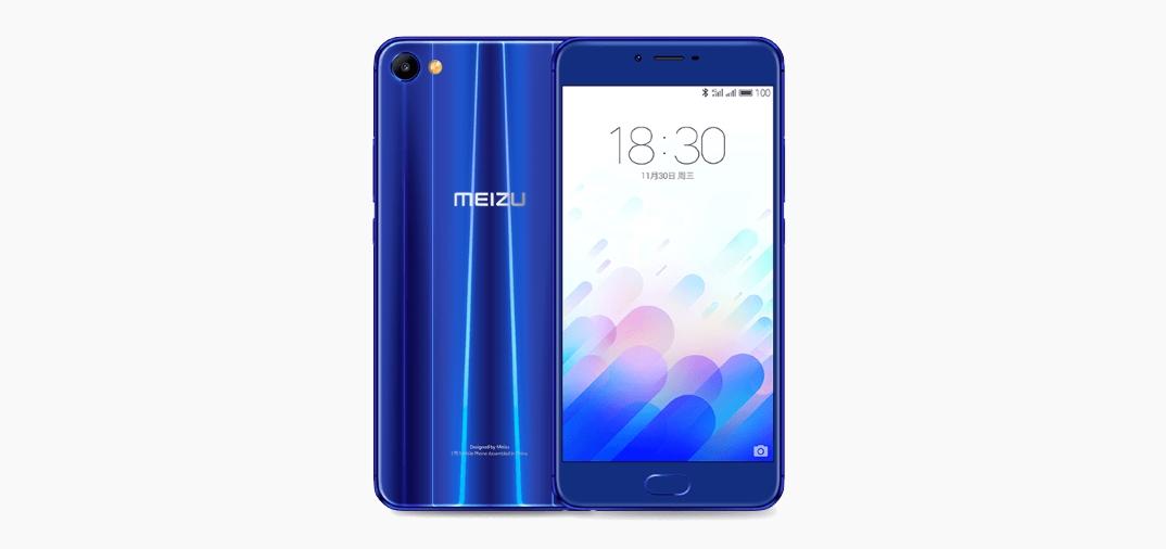 Meizu представила новый смартфон M3X - Root Nation